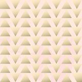 Schickes geometrisches Muster Lizenzfreies Stockbild