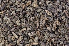 Schießpulver-Tee Stockfotografie