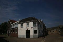 Schiedam södra Holland genever Arkivbild
