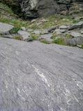 Schiefergrube, Valentia Island, wilde atlantische Weise lizenzfreies stockfoto