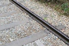 Schiene und Lagerschwelle Lizenzfreie Stockbilder