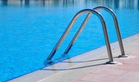 Pool-Leiter Lizenzfreies Stockbild