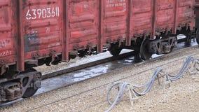 Schienen-Transport