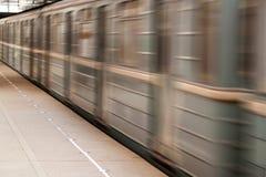 Schienenfahrzeug Lizenzfreie Stockfotografie