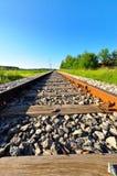 Schienenstränge Stockfoto