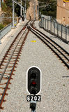 Schienenstrang Lizenzfreies Stockbild