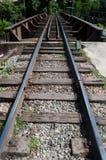 Schienenstrang Stockbilder
