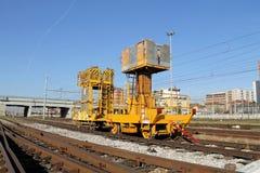 Schienenverkehr Stockfoto