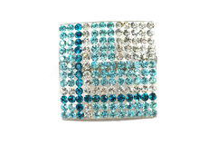 Schiera del diamante Fotografia Stock