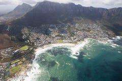 Schiereiland Cape Town Zuid-Afrika stock afbeeldingen