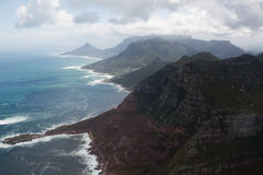 Schiereiland Cape Town Zuid-Afrika stock fotografie