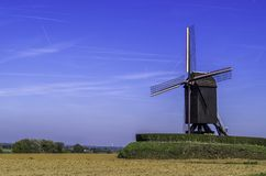 Schietsjampettermolen, moinho da Atirador-lâmpada fotografia de stock royalty free