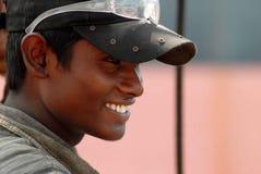 Schiff, das Bangladesch einläuft lizenzfreie stockfotos