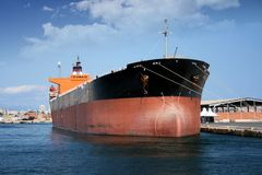 Schiff der gemischten Ladung Lizenzfreie Stockfotografie