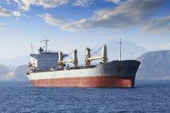 Schiff der gemischten Ladung Lizenzfreie Stockbilder