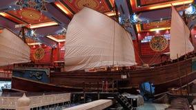 Schiff in einem Shop Lizenzfreie Stockfotos