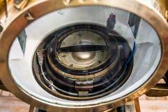Schiff ` s Kompass Stockfoto