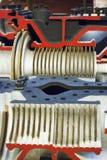 Schiff ` s Turbine stockbild