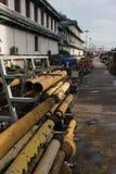 Schiffbauwerkstatt Lizenzfreie Stockfotografie