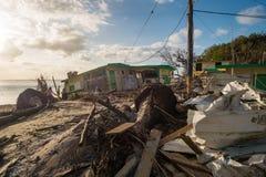 Schiffbruch vom Hurrikan Maria