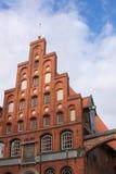 Schiffer-Gesellschaft Luebeck Stock Photos