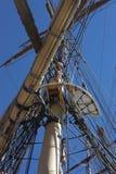 Schiffs-Mast Lizenzfreie Stockfotografie