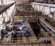 Schiffsbautechnik, Lieferungsreparatur Lizenzfreies Stockfoto