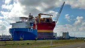 Schiffshebewerk Stockfotos