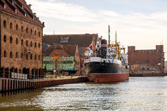 Schiffsmuseum Lizenzfreie Stockfotos