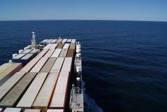 Schiffstransport Stockbilder