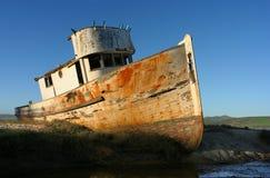 Schiffswrack Lizenzfreie Stockfotos