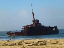Schiffswrack Lizenzfreie Stockfotografie