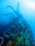 Schiffswrack, Rotes Meer Lizenzfreie Stockfotografie