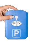 Schijf II van het parkeren Stock Afbeeldingen