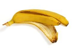 Schil van banaan Royalty-vrije Stock Foto