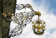 Schild, Bern Stockbilder