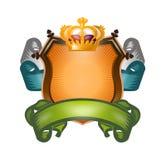 Schild. Vectorformaat Royalty-vrije Stock Fotografie