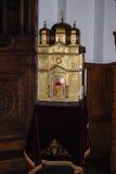 Schilderachtige kerk in Montenegro Stock Afbeelding