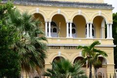 Schilderachtige stad van Haven Louis in Mauritius Republic Royalty-vrije Stock Fotografie
