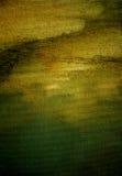 schilderend door olie op een canvas, achtergrond royalty-vrije illustratie