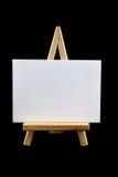 Schildersezel met Raad Royalty-vrije Stock Afbeelding
