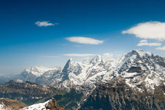 Schildhorn panorama Stock Photography