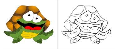 Schildkröte lizenzfreie abbildung