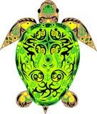 Schildkröte, ein Reptil Lizenzfreie Stockfotos