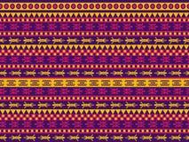 Schildpad en gekkopatroon Stock Afbeeldingen