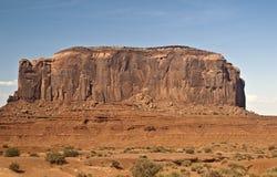 Schildwacht Mesa stock foto's