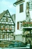 Schiller house in Marbach Royalty Free Stock Photos