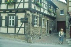 Schiller house in Marbach Stock Photos
