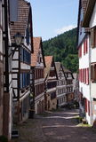 Schiltach, Germany stock images
