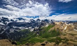 Schilthorn- Bernese Альпы - Швейцария стоковые изображения rf